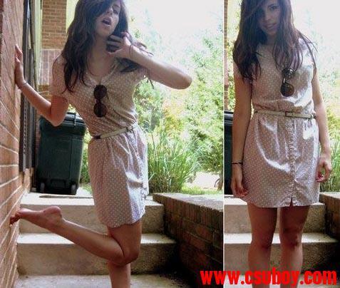非主流服饰专卖店2010图片